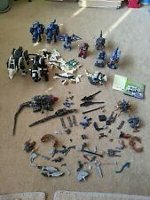 Zoids Hasbro 2002 Parts and accessories Lot