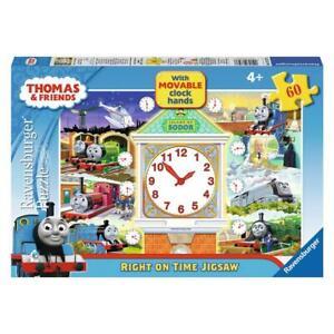 Thomas & Friends 60pc Clock Jigsaw Puzzle