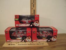 (3) 2007 Dale Earnhardt Jr Winners Circle 1:64 Scale Die Cast Cars
