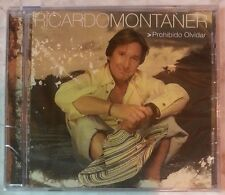 "PROHIBIDO OLVIDAR by RICARDO MONTANER (CD, 2003 - USA-Warner) BRAND NEW ""SEALED"""