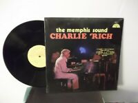 """Charlie Rich, Sun 133,""""The Memphis Sound"""",US,LP,stereo, In Shrink, Mint"""