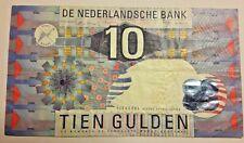 Niederlande / Netherlands 10 Gulden 1997 Pick 099 PAYS BAS