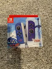 Nintendo Switch Joy-Con L/R The Legend Of Zelda Skyward Sword Limited - In Hand