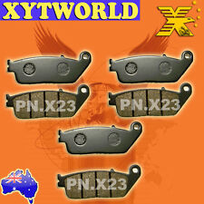 FRONT REAR Brake Pads KYMCO Xciting 500 i R 2007-2010 2011 2012 2013 2014 2015