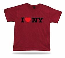 I-LOVE NY New York t-shirt fashion design style travel place to go things to do