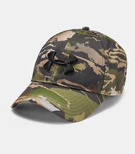 1b17b264885 Under Armour UA Camo 2.0 HeatGear Scent Control Ridge Reaper Forest Hunting  Cap