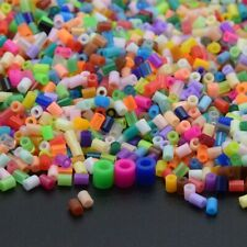 Multi Colors Plastic Perler Bead 1000Pcs Mix Lot Kids Child Great Gift Beads Kit