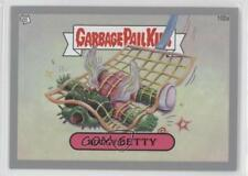 2013 Topps Garbage Pail Kids Brand-New Series 2 Silver #102 Buggy Betty Card 0q5