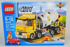 LEGO City CEMENT MIXER #60018  #OBT