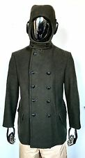 SHIN + COMPANY Army Hysteric Green MILITARY SPEAKER Pea Coat Trench Glamour MEN