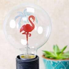 Flamingo Filament Decorative Light Bulb Bird Night Globe Lightbulb Pink Green