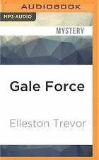 Gale Force by Rachel Caine and Elleston Trevor (2016, MP3 CD, Unabridged)