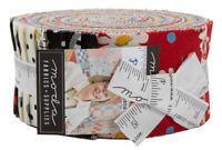 "Moda, Bubble Pop, Jelly Roll, 2.5"" Fabric Quilting Strips, 21760JR, J15"