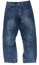 Levis 10th Anniversary Limited Edition Engineered Jeans Mens 34 Twisted Seam