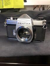Asahi Pentax Spotmatic SP Film Camera, Chrome Body, M42 Screw Mount
