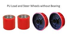 Eoslift Pallet Truck/Jack PU Loading & Steering Wheels w/o Bearing Replacement