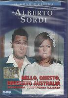 Dvd BELLO ONESTO EMIGRATO AUSTRALIA ♥ SPOSEREBBE COMPAESANA ILLIBATA Sordi 1971