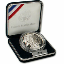 2001 P American Buffalo Commemorative PROOF Silver Dollar
