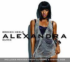Alexandra Burke-Broken Heels CD Single  New