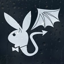 Funny Play Boy Parody Dragon Bunny Car Decal Vinyl Sticker For Window Bumper