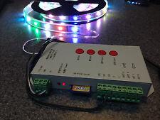 SD card LED controller (WS2801, LPD8806, WS2811, APA102 & more) - USA shipping!