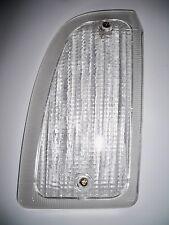 "SIMCA 1307 1308 1309 - Cabochon feu clignotant droit ""cristal"" SEIMA NEUF"