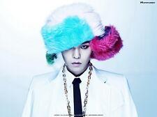 "065 BigBang - G Dragon TOP Taeyang SeungRi Kpop Singer Star 18""x14"" Poster"