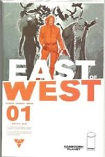 East of West #1 - 1st Print NM! Forbidden Planet Variant TV Show Free Shipping!