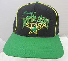 Minnesota North Stars  NHL hockey cap hat adjustable snapback