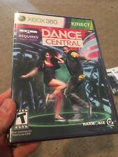 Dance Central (Microsoft Xbox 360, 2010) Brand New & Factory Sealed