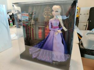 Disney Elsa Frozen 2 Limited Edition of 1000 Saks Fifth Ave Collectors Doll