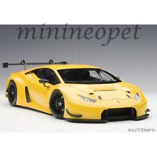 Autoart 81528 Lamborghini Huracan Gt3 1/18 Giallo Into / Pearl Effect Yellow
