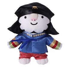 Winter Olympics 2018 Pyeongchang Korea Soohorang Mascot Hanbok Doll Baby Boy