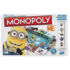 Monopoly Despicable Me 2 Board Game Hasbro A2574