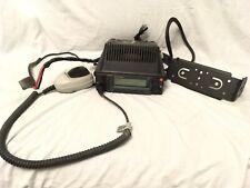 MOTOROLA APX6500 ASTRO 25 Digital UHF R1 MP Mobile Radio, 380-470 MHz, 40W