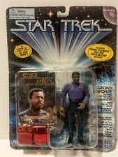 STAR TREK (Lt. GEORDI LAFORGE) ACTION FIGURE  PLAYMATES 1995 ACTION FIGURE