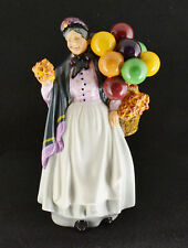 "Royal Doulton Biddy Pennyfarthing Multi Colors Hn 1843 (9"" Tall)"
