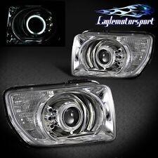 [CCFL Halo] 2003 2004 2005 2006 2007 2008 Honda Element Projector Headlights Set