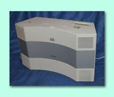 REFURBISHED Bose Acoustic Wave Music System CD3000 AM/FM CD Player PlatinumWhite