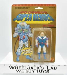 Mr. Freeze MOSC NEW DC Comic Super Heroes Toy Biz 1989 Action Figure