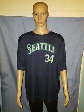 Seattle Mariners Felix Hernandez Dri Fit 3xl Shirt