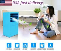 Portable Summer Air Conditioner Personal Cool Bedroom Artic Cooler Fan Desktop