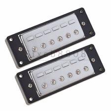 Mini Humbucker Pickups Bridge & Neck Set for 6 strings Electric Guitar