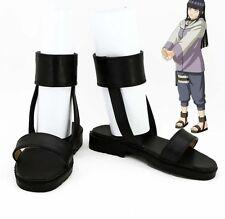 Hyuga Hyuuga Hinata NARUTO Cosplay Kostüm NINJA Schuhe Shoes Chaussure Scarpa