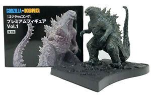 Sega Godzilla vs Kong Premium Figure Godzilla only Head Height 135mm Toho