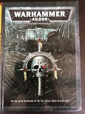Games Workshop Warhammer 40,000 40k 4th Edition Core Rulebook Hard Cover Book