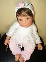 "💜Adorable Middleton Baby Girl Doll🌸 ""Heart's Desire"" Reva Schick Beautiful!!!"