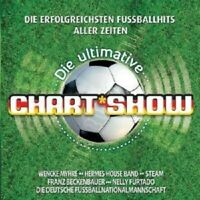 DIE ULTIMATIVE CHARTSHOW-FUSSBALL HITS 2 CD NEUWARE
