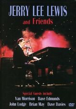 Jerry Lee Lewis - Jerry Lee Lewis and Friends [New DVD]