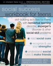 The Social Success Workbook For Teens: Skill-Building Activities For Teens Wi...